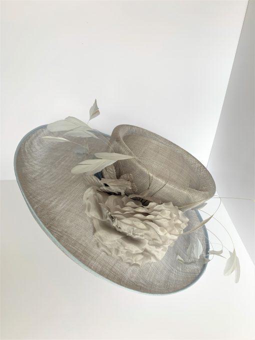 Amber Hat by Oana Millinery