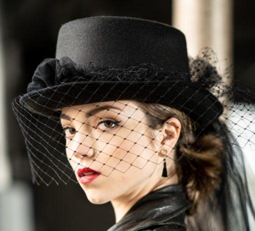 Top Hat Oana Millinery